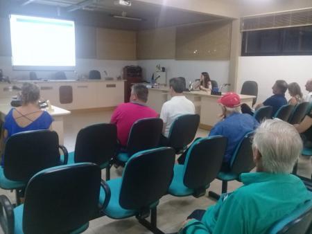 REALIZADA AUDIÊNCIA PÚBLICA DE APRESENTAÇÃO DAS METAS FISCAIS DO 3º QUADRIMESTRE DE 2019