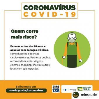 CORONAVÍRUS COVID-19